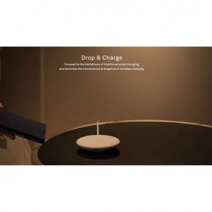 Somax Store !! 15W Max Original HUAWEI Quick Wireless Charger MAX For iPhone Samsung Huawei