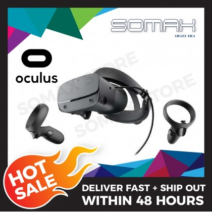 Somax Store !! Ready Stock Oculus Quest All-in-one VR Gaming Headset 64gb